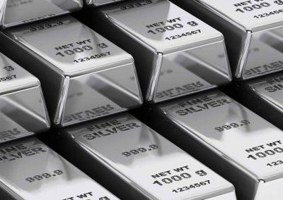 Goldankauf Warendorf - Silberbarren und Silber - Westfälische Goldverwertung