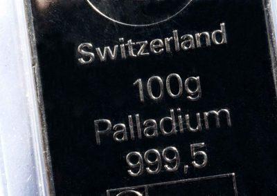 Goldankauf Warendorf - Palladium - Westfälische Goldverwertung